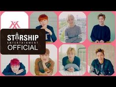 """[Special Clip] 몬스타엑스(MONSTA X) - Amen -- Leaving Hiphop for a moment and now's the time for FLUFFY, INNOCENT and WAY TO CUTE Monsta X!~ :""""> yieee!~ <3"""