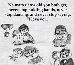 No matter how old your get