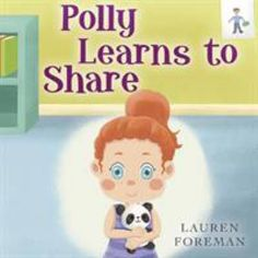 Polly learns to share Text Me, Little Books, Phonics, Book Format, Life Lessons, Childrens Books, This Book, Teaching, Writing
