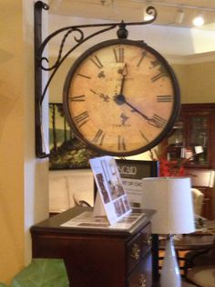 Clock Time Passing, Tic Toc, Old And New, Sweet Home, Clock, Curtains, Furniture, Design, Home Decor