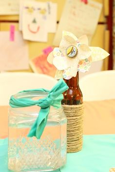Madison Children's Museum | mason jars and craft beer | Photography: Casey | Chasing Lilies Photography