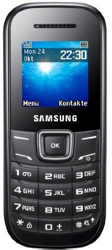 """Samsung E1200i - Teléfono móvil (3.86 cm (1.52""""), 128 x 128 Pixeles, TFT, 2G, 900, 1800 MHz, Ión de litio) Negro - http://www.tiendasmoviles.net/2015/10/samsung-e1200i-telefono-movil-3-86-cm-1-52-128-x-128-pixeles-tft-2g-900-1800-mhz-ion-de-litio-negro/"""