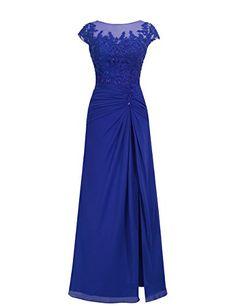 Dresstells® Long Chiffon Scoop Prom Dress with Appliques Wedding Dress Maxi Dress Dresstells http://www.amazon.co.uk/dp/B011I97E14/ref=cm_sw_r_pi_dp_RQPZwb03DKW2J