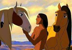 Dreamworks Animation, Disney And Dreamworks, Disney Animation, Spirit The Horse, Spirit And Rain, Horse Drawings, Animal Drawings, Disney Horses, Disney Movies To Watch