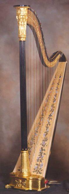"""Erard """"Grecian"""" single-action, circa 1812"""