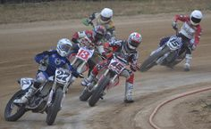 Stephen Terrell - Ideas and Images: Dirt Track Racing - Motorcycles & Quads