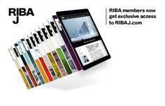 Photo of RIBA Journal