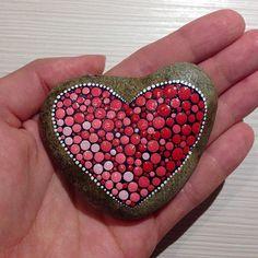 Only love ❤️ #dotart #dotilism #createandcherish #love #heart