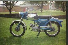 Zundapp KS50 1970