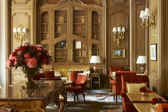 « Welcome back » dirait Ernest Hemingway. Après quatre ans de travaux, le Ritz rouvre ses portes en fanfare. © Vincent Leroux.