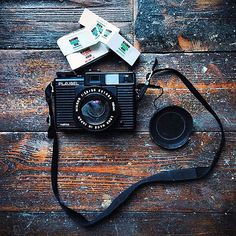 Plaubel Makina camera / photo by David Gensler
