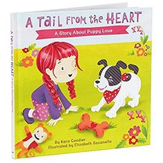 A Tail From The Heart Book