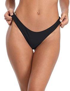 5a243c5b8ff0c RELLECIGA Women s Cheeky Brazilian Cut Bikini Bottom. Bikini  SwimwearSwimsuitsBikinisBrazilian CutBrazilian BikiniShort ...