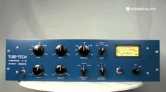 Tube Tech CL1B Compressor | VintageKing.com