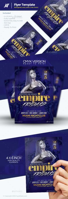 Empire Days Party Flyer Template PSD. Download here: http://graphicriver.net/item/empire-days-party-flyer-template/16823482?ref=ksioks