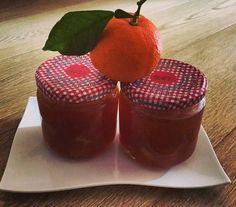 Home made orange marmelade by @santa_maria_in_borraccia