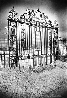 Iron Gates, Gloucestershire, England