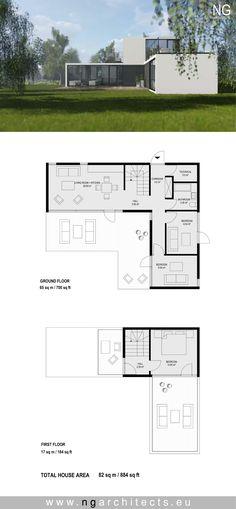 modular house projet Spirit designed by NG architects www.ngarchitects.eu