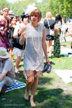 Jazz Age Lawn Party on Governor's Island