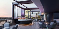 American Airlines Cuts in PHX and a Stunning New Hyatt Lounge in Sydney