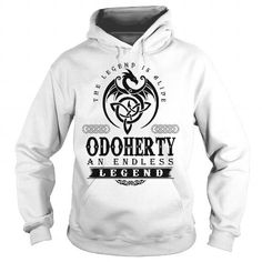 cool its t shirt name ODOHERTY