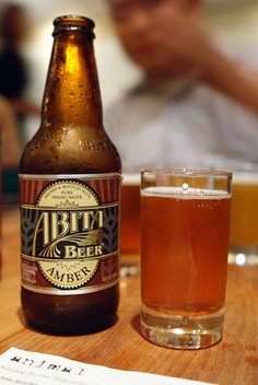 Abita Amber 100% amazing beer. Great with just about anything.