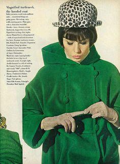 1963 August Vogue