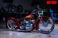 Pandejo - A Custom 2008 Harley-Davidson Panhead Softail. http://hotbikeweb.com/pandejo-custom-2008-harley-davidson-panhead-softail?image=16