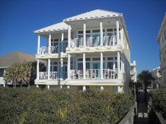 Pineapple Palace West' - Gulf FrontVacation Rental in Seagrove Beach from @HomeAway! #vacation #rental #travel #homeaway