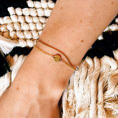 Kristin armbånd by Glemmegei Messing, Bracelets, Gold, Jewelry, Jewlery, Jewerly, Schmuck, Jewels, Jewelery