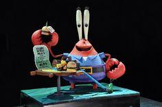 Food Network Challenge:Spongebob Cakes
