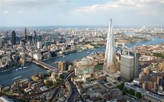 he Shard is one of the six buildings shortlisted for the RIBA Stirling Prize 2014
