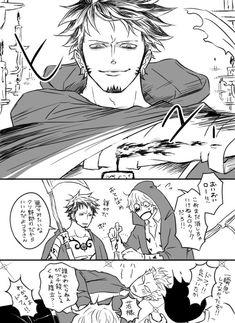 One Piece Comic, One Piece Fanart, One Piece Anime, Trafalgar Law, Learn Korean, Kawaii, Fan Art, Manga, Artist