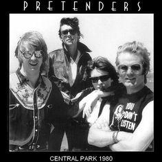 Prentenders Chrissie Hynde Chrissie Hynde, Pop Rock Music, Wave Rock, The Pretenders, Power Pop, 80s Music, Alternative Music, Beautiful Voice, Stevie Nicks
