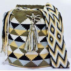 88 отметок «Нравится», 2 комментариев — LEATHER & WEAVE (@leatherandweave) в Instagram: «Wayuu mochila bag .  #wayuu#wayuubags#handmade#crochet#tassel #yarn#bag#shoulderbag#daily…»