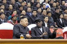 ~ Rodman Claims He Is Just Trying To Make People Happy By Buddying Up To Kim Jong-un