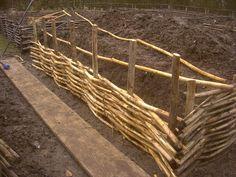 Stage de tressage du bois - Prieuré d'Orsan