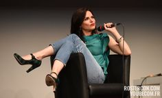 Lana at the #FairyTaileCon #Versailles #France June 18, 2016