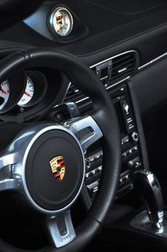 Porsche 997 Turbo Interior
