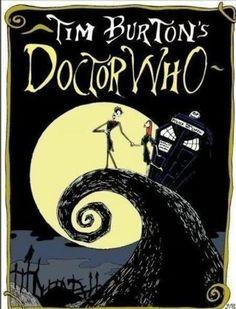 Tim Burton's Doctor Who