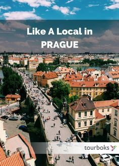 Your maiden voyage begins in PRAGUE, with local, Jaroslav. He will take you off the beaten path, and you will experience Prague through his eyes! Enjoy! Travel with Tourboks.