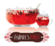 Halloween drinks! Yum