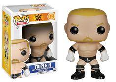 POP! WWE - Triple H   Funko