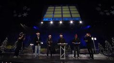 iBand Opener from NewSpring Church December 2012