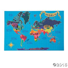 You can use these Global Map Sticker Scenes to help students learn about the world they live in. Include these fun sticker scenes in your lessons about other ...