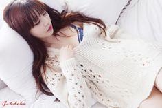 [Hong Ji Yeon] 2013.12.22 - Cute & Sexy, 3 In Studio - Imgur