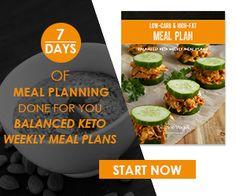 Balanced Keto Meal Plans