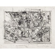 Jean Tinguely untitled 1960