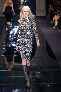 Versace RTW Fall 2012