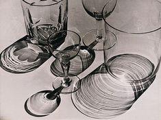 AP drawing glass shadows-very Janet Fish-ish  w